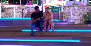 The sweet clip that made Love Island viewers warm to Wes and Megan's relationship