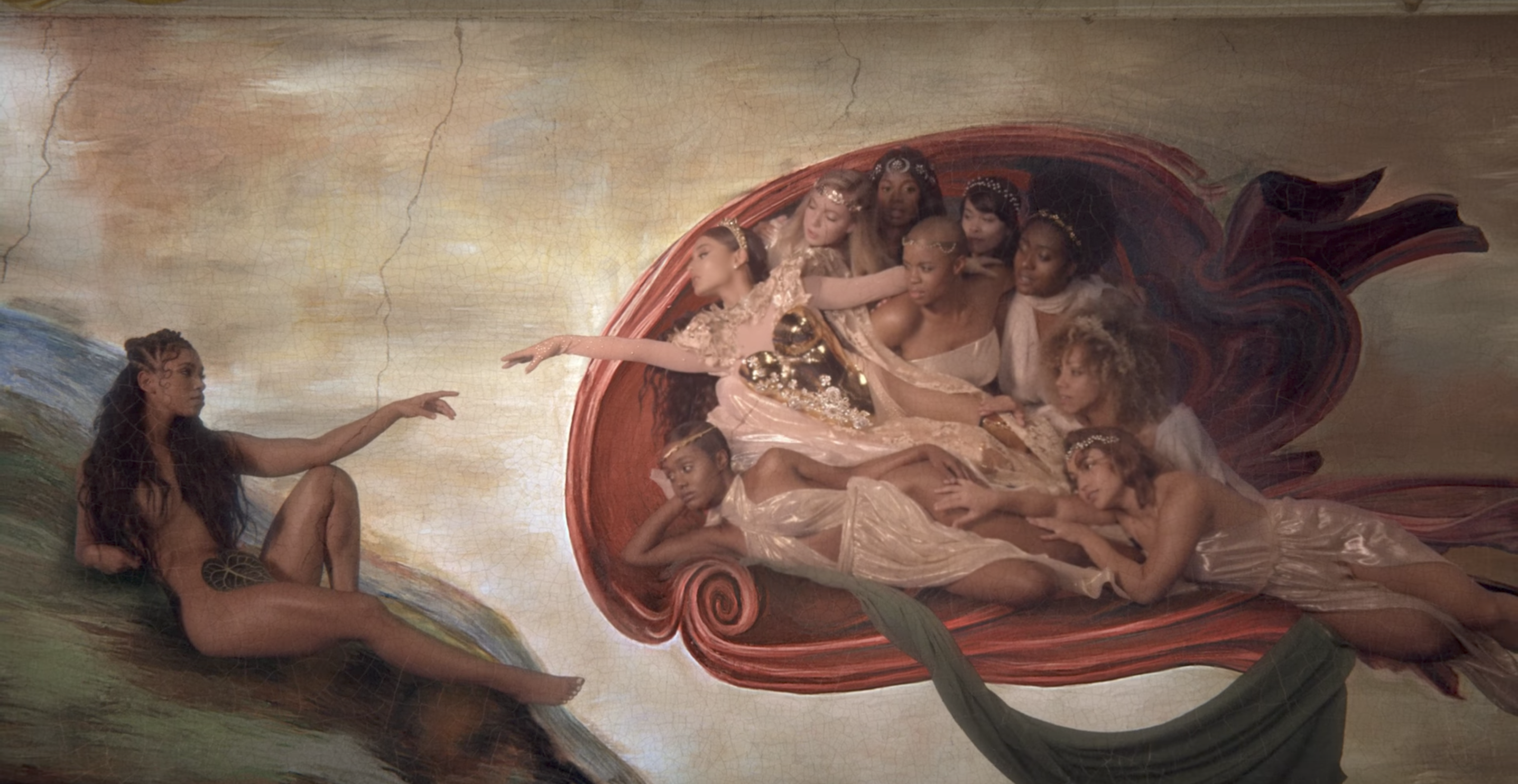 Ariana Grande Drops God is a Woman Music Video — God is a Woman