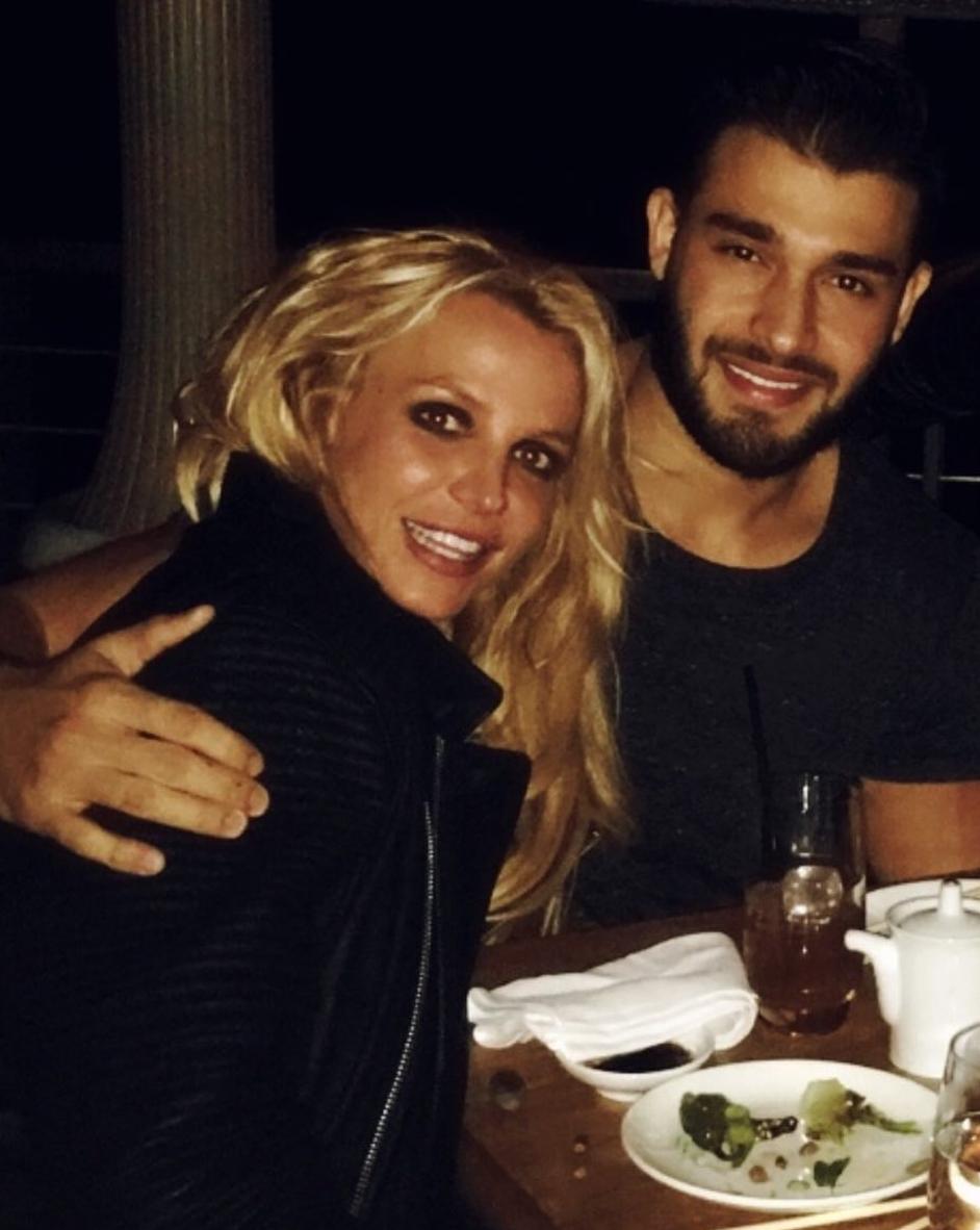 Britney Spears Boyfriend Sam Asghari On His 100 Pound Weight Loss