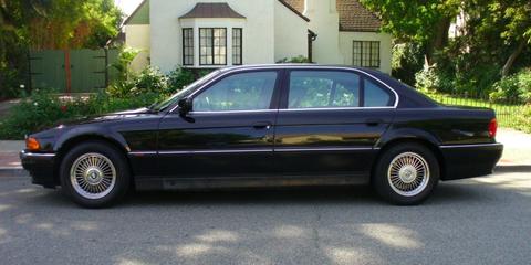 1999 bmw 7 series manual transmission