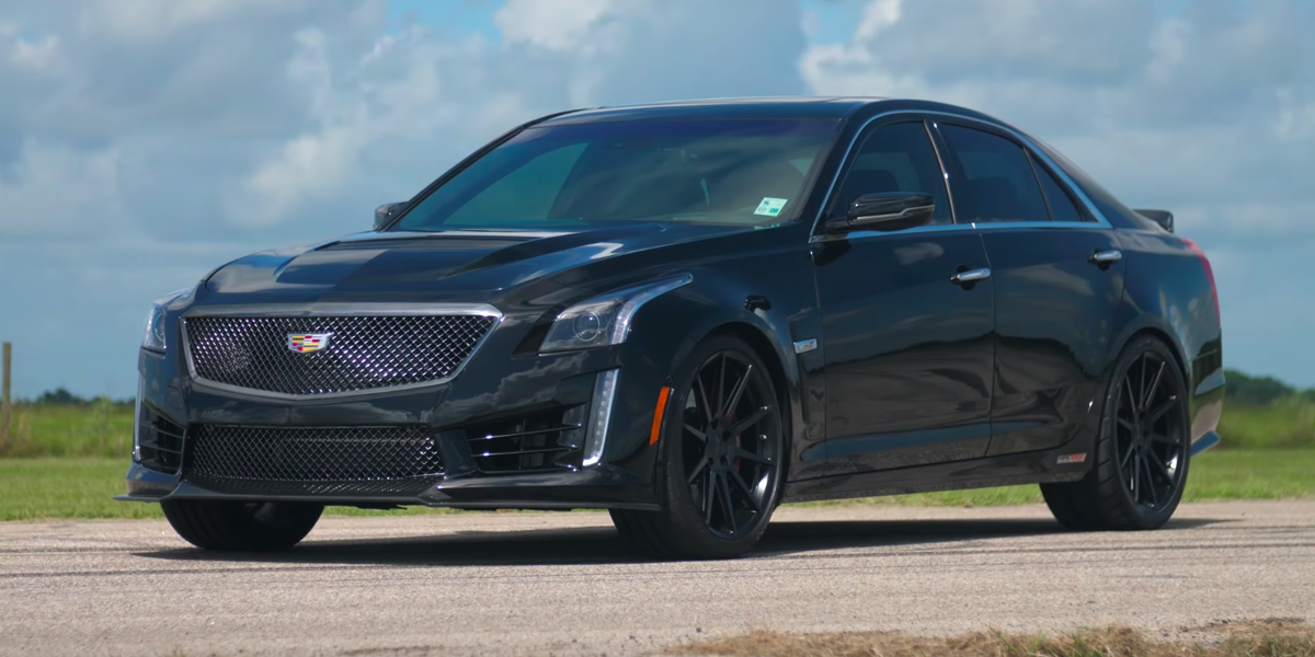hennessey 39 s 1000 hp cts v sounds intoxicating. Black Bedroom Furniture Sets. Home Design Ideas
