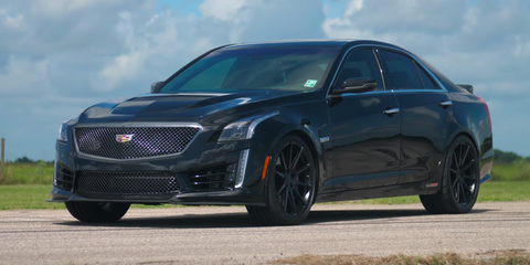 What Does Cts Stand For >> Hennessey S 1000 Hp Cts V Sounds Intoxicating