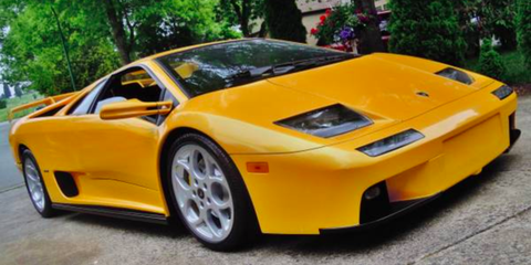 this surprisingly good diablo replica is for sale this surprisingly good diablo replica