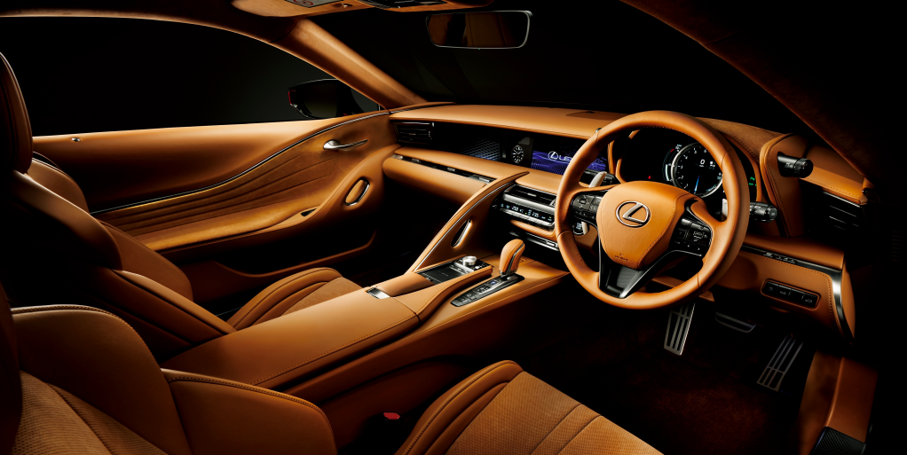 These Are The Best New Car Interiors