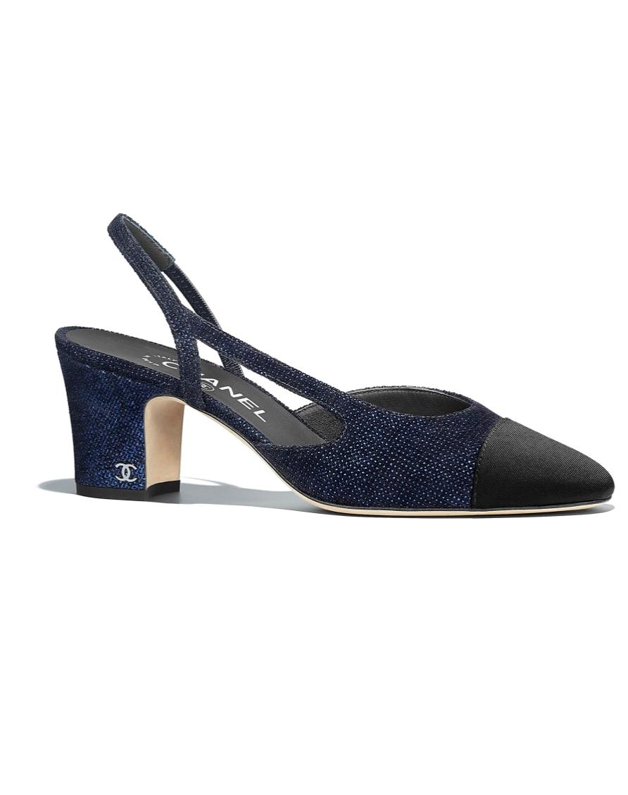scarpe modello chanel 2018