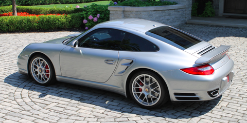 This 911 Turbo Might Be the Ultimate Sleeper