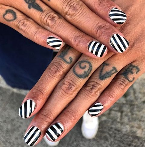Summer Nail Art Designs - 21 Best Summer Nail Art Designs - Cool Manicure Ideas For Summer 2018