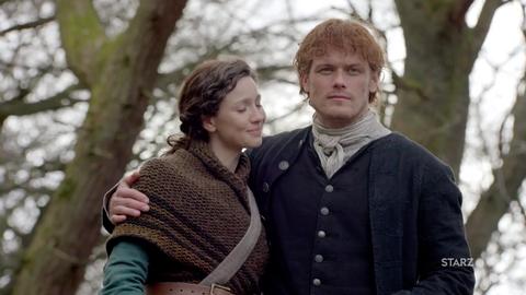 Outlander Trailer Hints At 10 New Plots For Season 4 Breaking Down The New Outlander Season 4 Clip