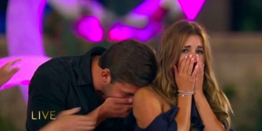Love Island 2017 winner Amber has a word of warning for Dani and Jack