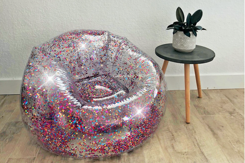 Awesome Targets Officially Trying To Bring Back Inflatable Furniture Alphanode Cool Chair Designs And Ideas Alphanodeonline