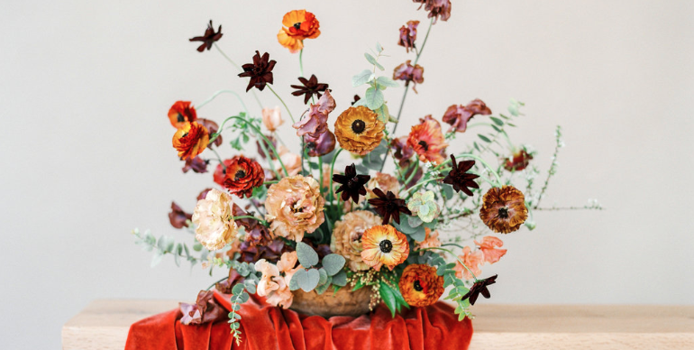 5608168625e The Best Wedding Florists in the US - How to Choose Your Wedding Flowers