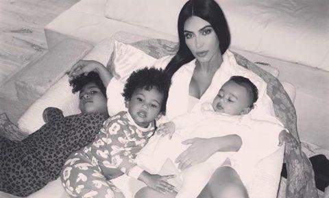 Er So Kim Kardashian Has Changed Chicago West S Name