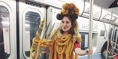 21 halloween costumes for people who love food