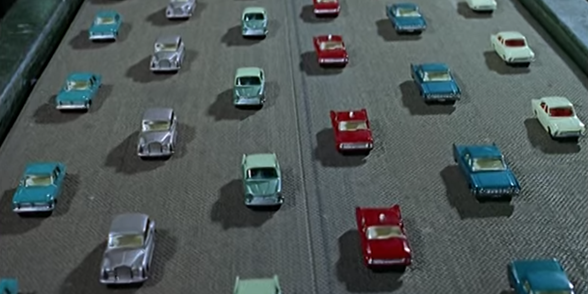 Detroit Auto Auction >> How They Made Matchbox Cars in 1965