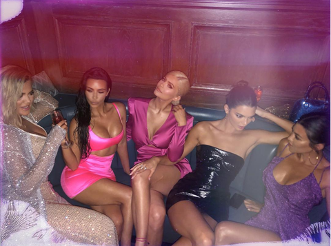 b1860579ae73 9 Juicy Details From Kylie Jenner s Over-The-Top 21st Birthday Party That  You Totally Missed