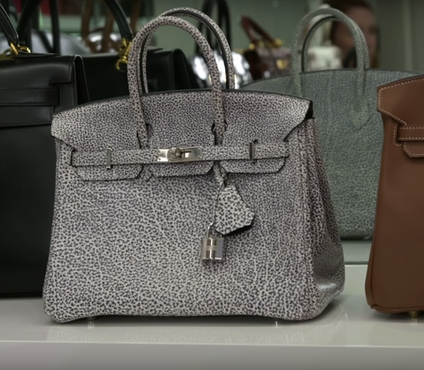 9b4e3eedc35be6 Kylie Jenner Just Shared a Tour of Her Jaw-Dropping Purse Closet