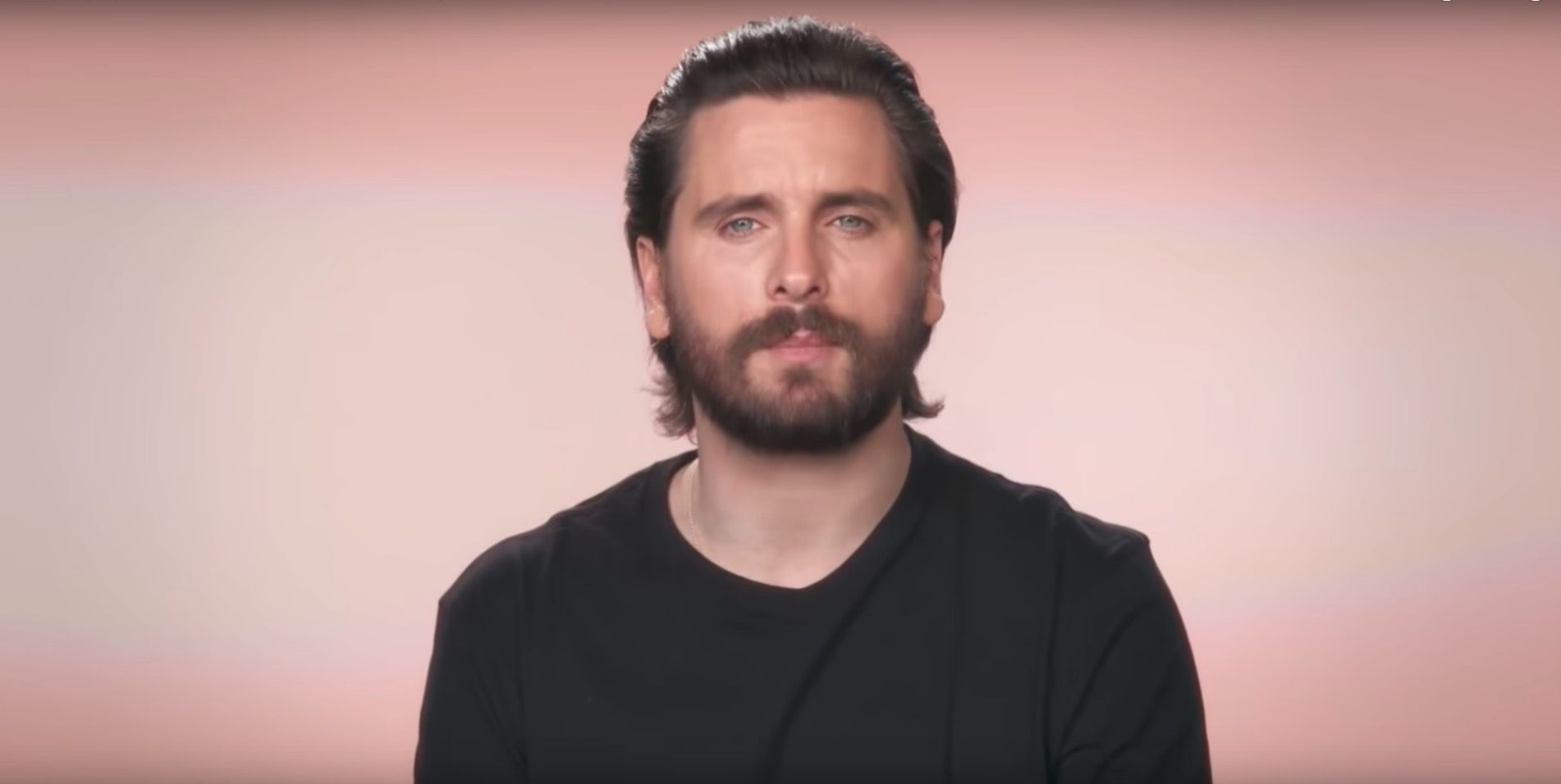 Scott Disick Says Hes A Different Person When Hes On Keeping Up