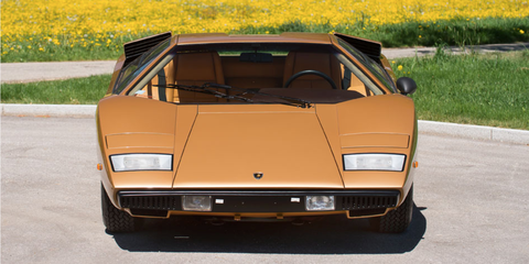 This Lamborghini Countach Periscopica Is Even Rarer Than You Think