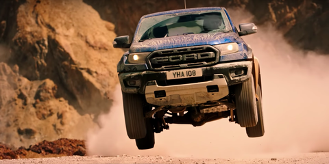 These Ranger Raptor Promo Videos Make Us Wish Even Harder For A Us - Diseos-para-uas