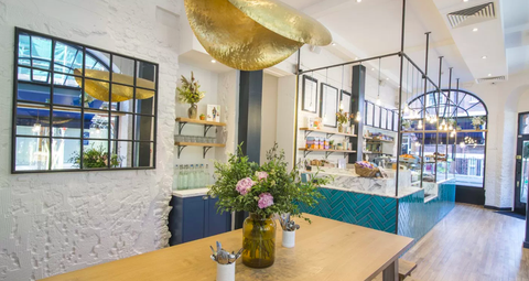 Best healthy restaurants and cafes in London