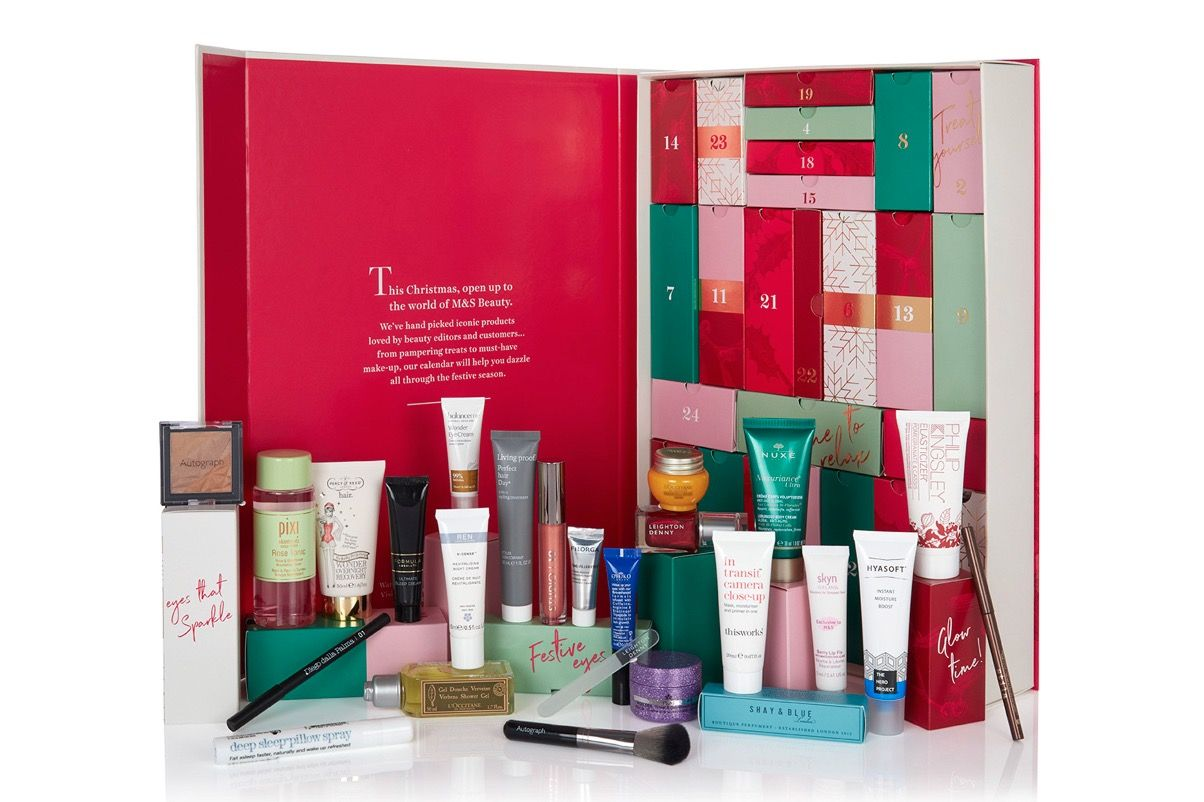 3ceeda834e2de Beauty Advent Calendar 2018 - Best Makeup Advent Calendars for Christmas