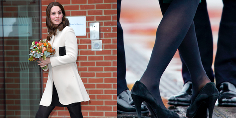 ad6c5841be5 The Secret Hack Kate Middleton Uses to Keep Her Shoes from Slipping Off