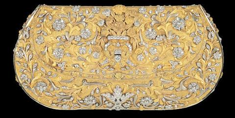 Metal, Fashion accessory, Gold, Pattern,
