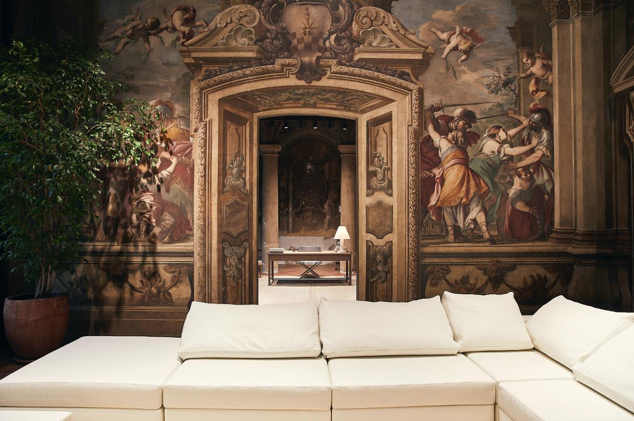 The Greatness Of Milan Through The Lens Of Bottega Veneta