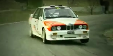 The E30 M3 Sounds Best As A Rally Car