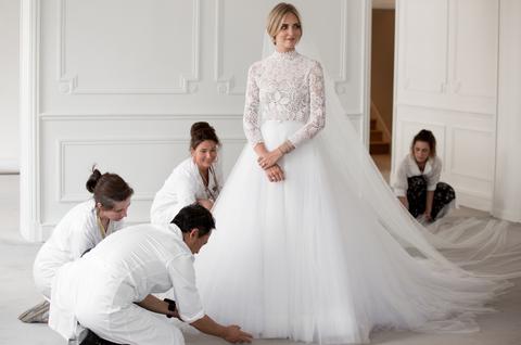 Dior Couture Wedding Dresses