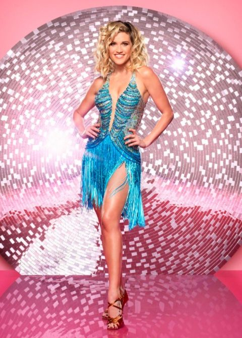 Check out the Strictly Come Dancing 2018 contestants in their glitzy outfits