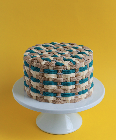 A Los Angeles Baker Turns Rugs Into Cakes Alana Jones