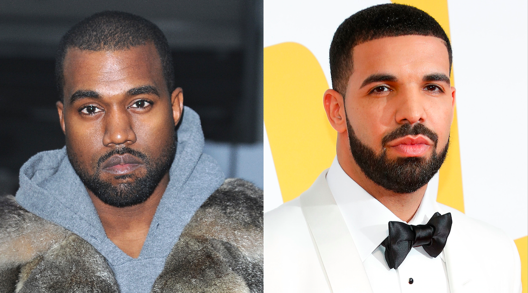 Kanye West Just Apologized to Drake on Twitter and Denied Telling Everyone About His Secret Kid