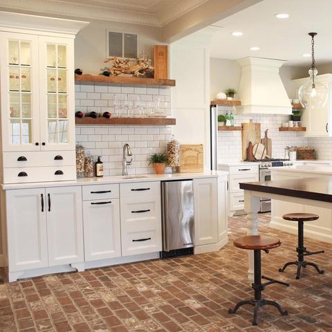Know Before Installing Brick Floors