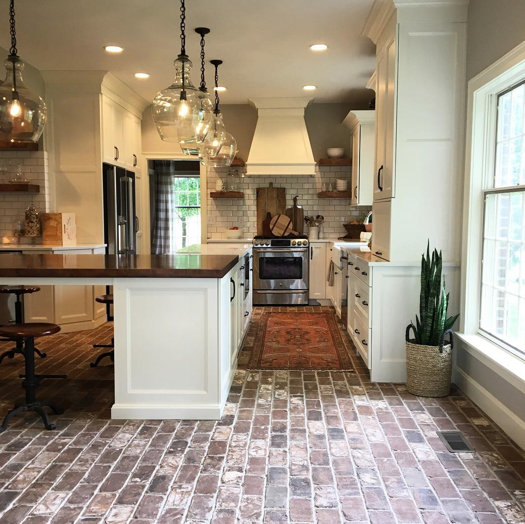 Superior 7 Things You Should Know About Brick Floors