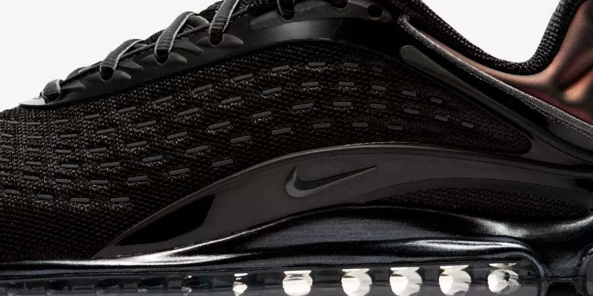 meet b040c 78e9f Nike Air Max Deluxe Triple Black - New Nike Shoes 2018