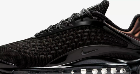 buy online 3df0e a692a Nike Air Max Deluxe Triple Black
