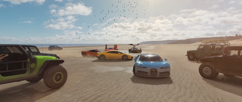Forza Horizon 4 Car List - Full List of Vehicles in new