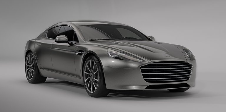 Aston Martin S Electric Rapide Will Be More Powerful Than The V12 Version
