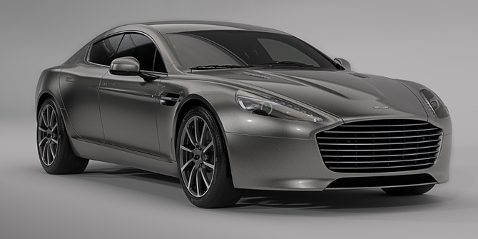Aston Martin S Electric Rapide Will Be More Powerful Than The V12