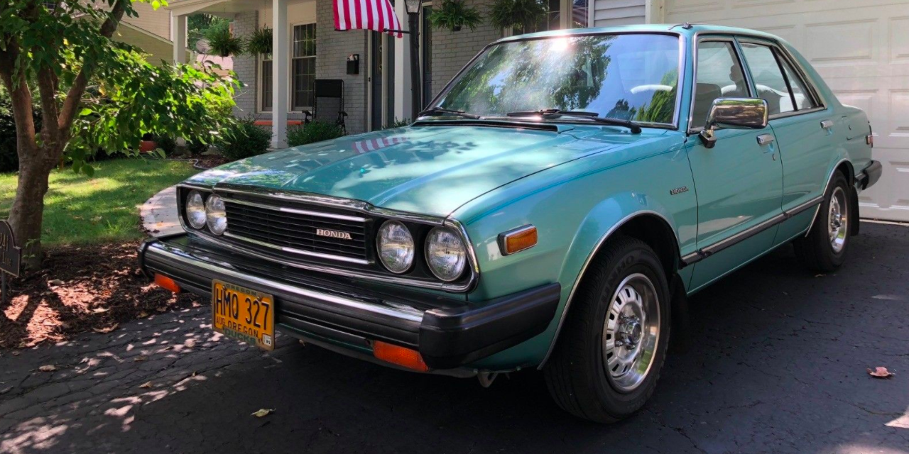 1980 honda accord time capsule for sale mint classic honda accord rh roadandtrack com Honda Accord Transmission Problems Honda Accord Transmission Solenoid