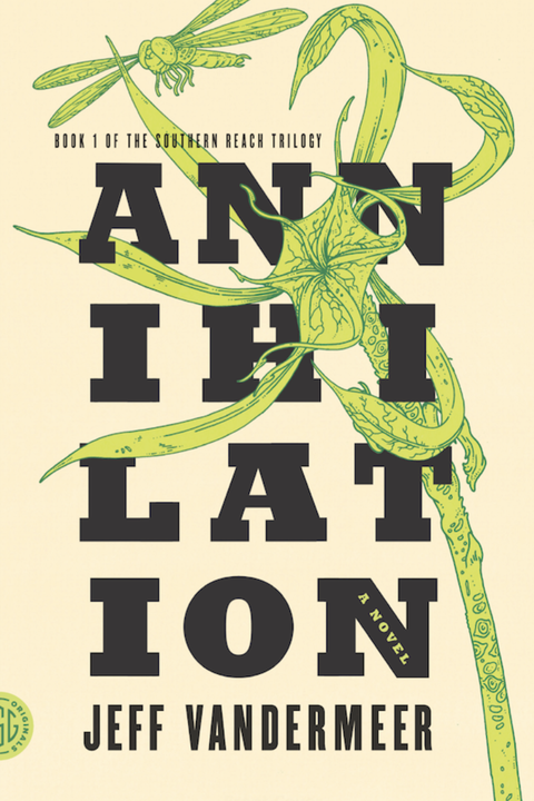 books to movies 2018 annihilation