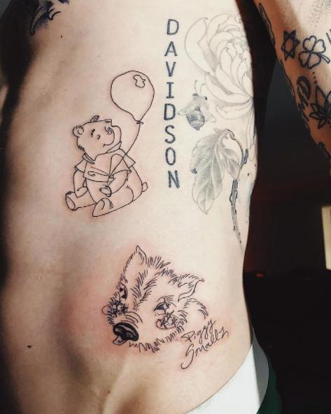 45 Celebrity Tattoos We Love Cool Celeb Tattoo Ideas For Inspiration