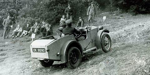 Land vehicle, Vehicle, Car, Vintage car, Classic car, Mg c-type midget, Classic, Antique car, Convertible, Mg j-type,