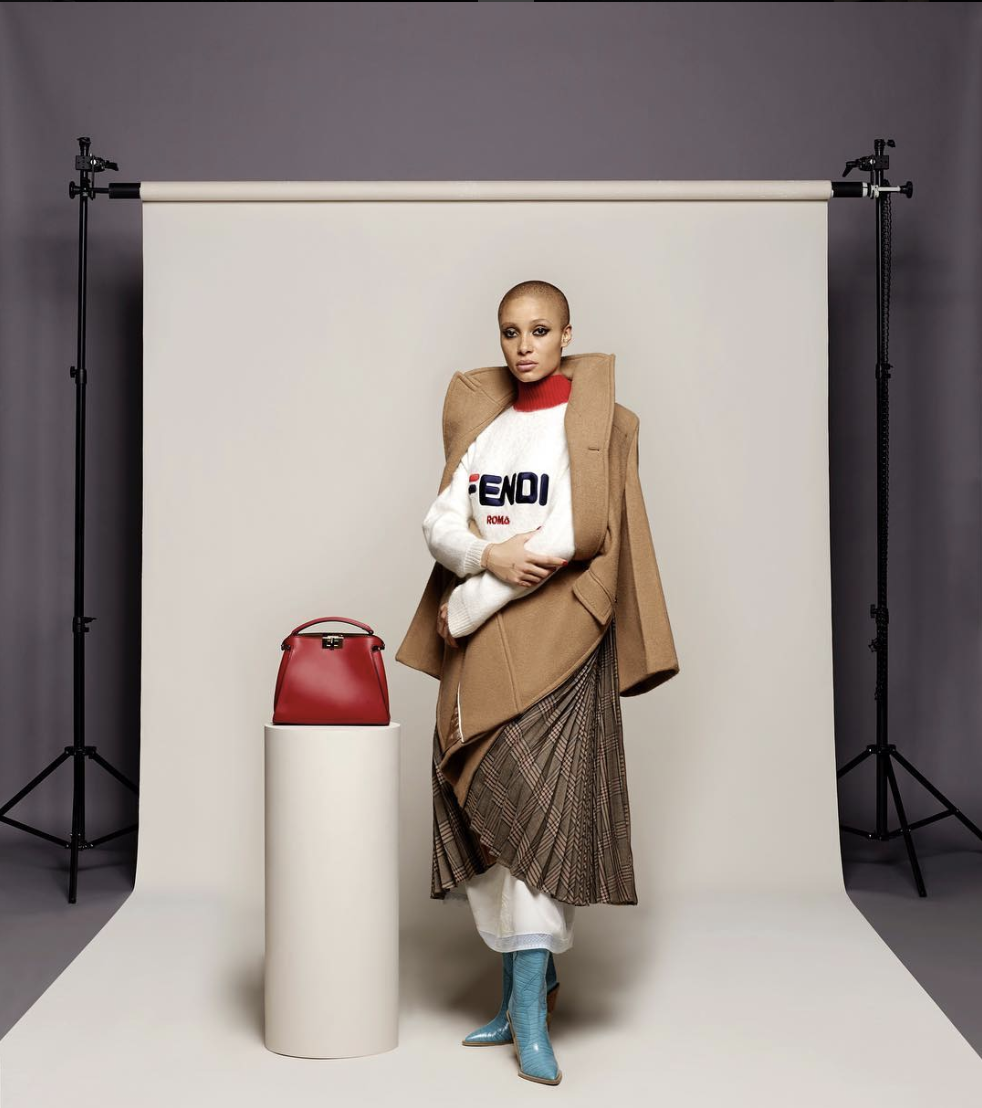 7e7c11ace The New Fendi x Fila Mash-Up Started With a DM