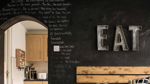 6 Things You Should Know Before Creating A Chalkboard Wall