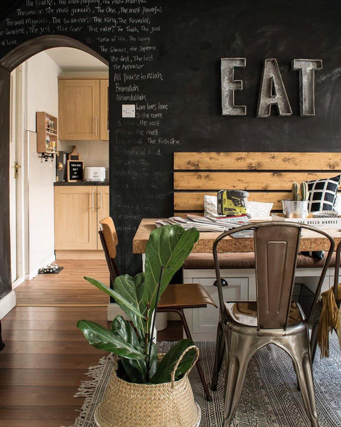 Your Chalkboard Wall Is A Waste Of Space And Time