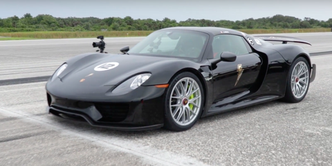 Land vehicle, Vehicle, Car, Supercar, Sports car, Coupé, Porsche 918, Automotive design, Porsche, Performance car,