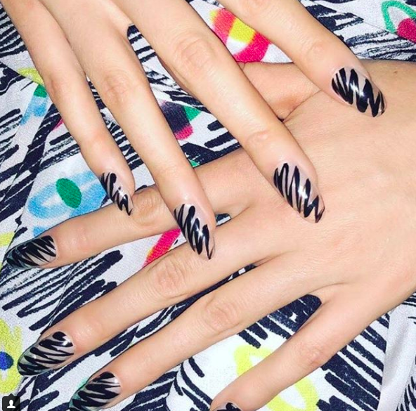The Best Nail Looks From The Spring 2019 Runways