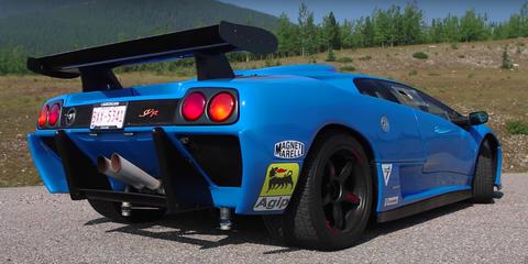 Land vehicle, Vehicle, Car, Supercar, Sports car, Automotive design, Coupé, Lamborghini, Performance car, Race car,